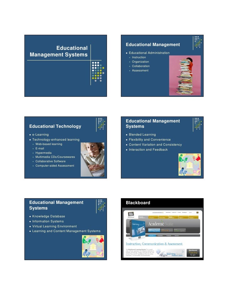 Educational Management        Educational                                             Educational Administration Managemen...