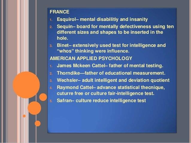 IQ classification