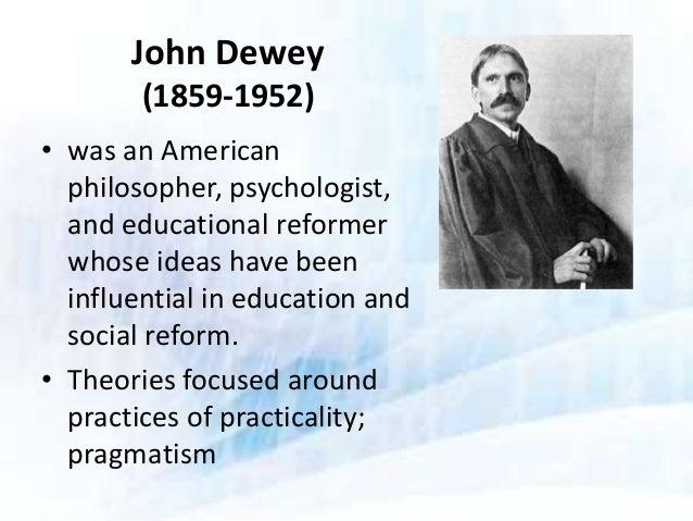 who is john dewey John dewey, new york, ny 4371 likes 8 talking about this john dewey was  the leading american pragmatist philosopher as well as an important.