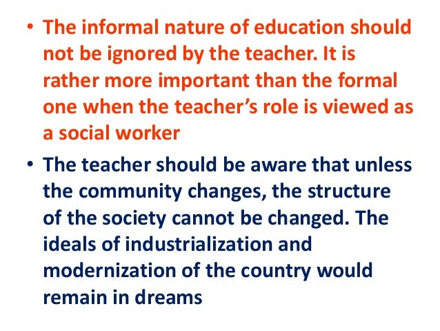 education and the role of philosophy In this work of imagination, the disciplines of the humanities have a key role to   unesco has always been closely linked to philosophy, which is defined as a.