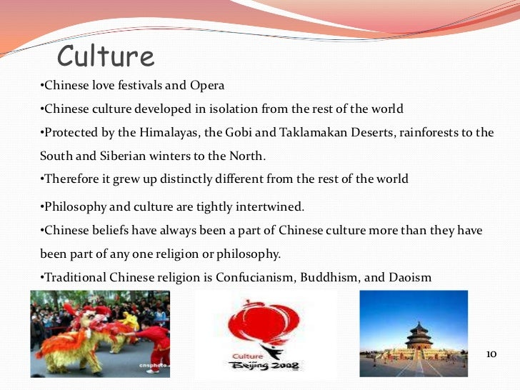 Chinese Food Culture Powerpoint