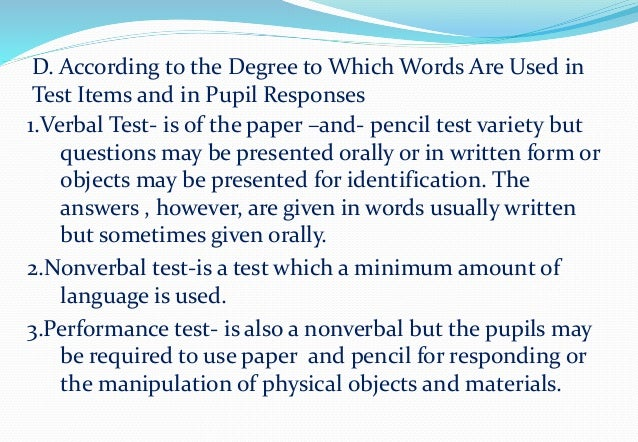 Soicla psychology test 2
