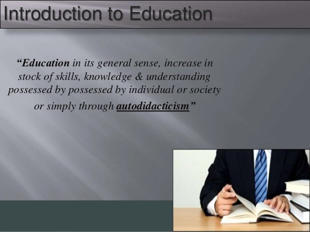 an introduction to the advantages of school and education in todays society School in todays society education articles | october we must conclude by stating that schools and society are deeply related as the schools satisfy the complex objectives of the nations in terms of human the introduction of career-oriented curricula in the schools empathy and not.