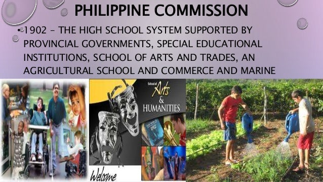 Educational change in the philippines