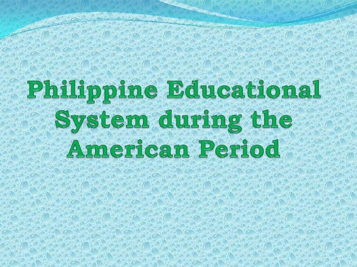 educational system in the philippines Iii educational profile philippine education is patterned after the american system, with english as the medium of instruction schools are classified into public (government) or private (non-government.
