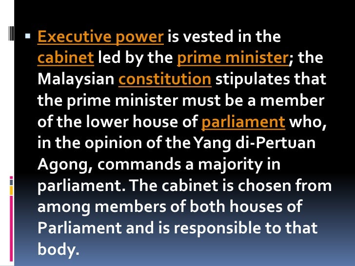 the cabinet and legislative of malaysia Prime minister and cabinet we are the department of the prime minister and cabinet, or pm&c for short our role is to provide.