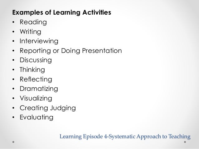 examples of games for learning