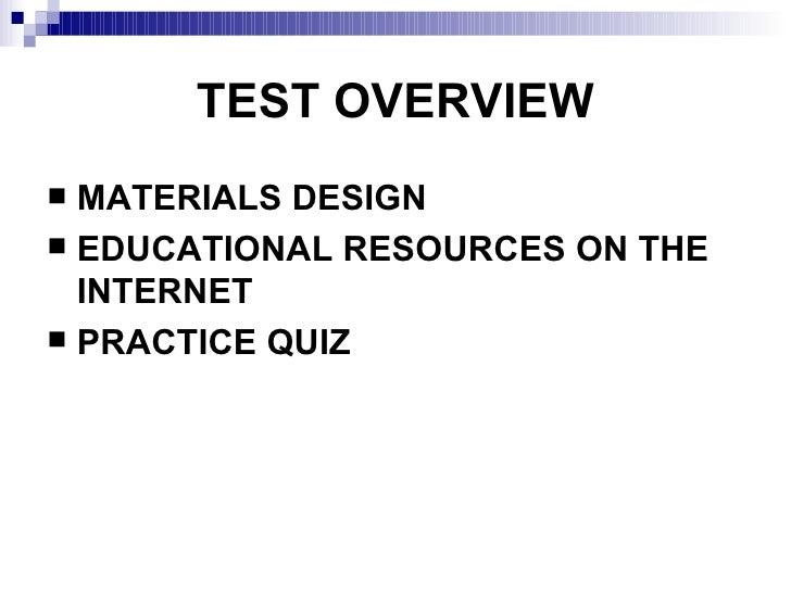 Educational Technology Exam