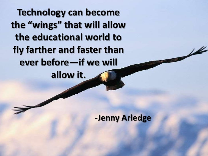 tonyvincent education technology quotes