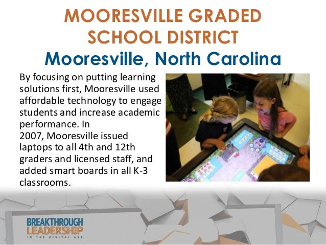 Making Technology Work • Redesigned classrooms to better engage students and teachers. • Focused on practice and feedback ...