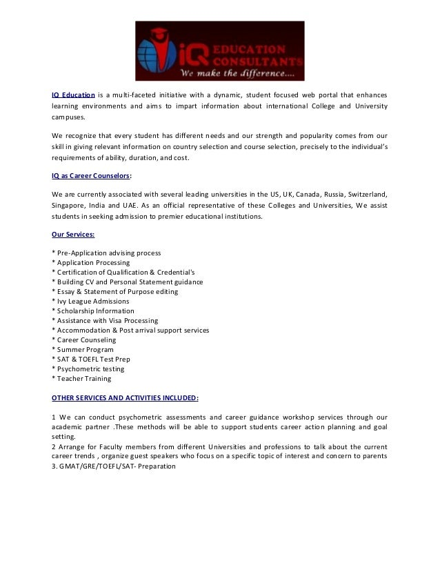 Career Counselling In Dubai Uae