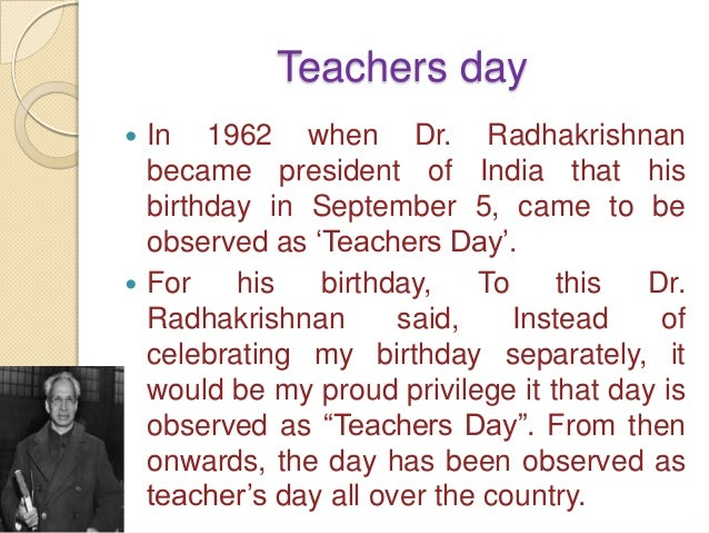 research articles on dr radhakrishnan as educationist Take a look at the famous teachers from history dr sarvepalli radhakrishnan teacher's day in india is celebrated in his name he was an educationist and an independence activist he founded the largest residential university of asia.