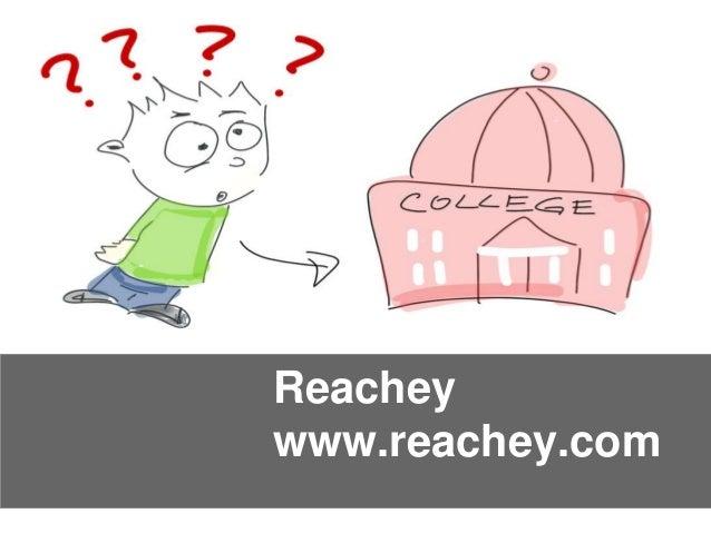 Reachey www.reachey.com