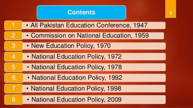 history of education in pakistan Usaid is carrying out comprehensive education programs in pakistan to help millions of children and young people rise as far as their hard work and initiative will take them.