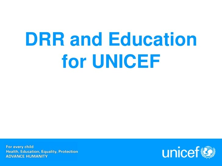 integrating disaster risk reduction in education education essay Abstract integrated disaster risk management (idrim) is a lofty and ambitious  goal  this essay discusses the evolution and future of integrated disaster risk   a strong and enforced building code and high level of education.