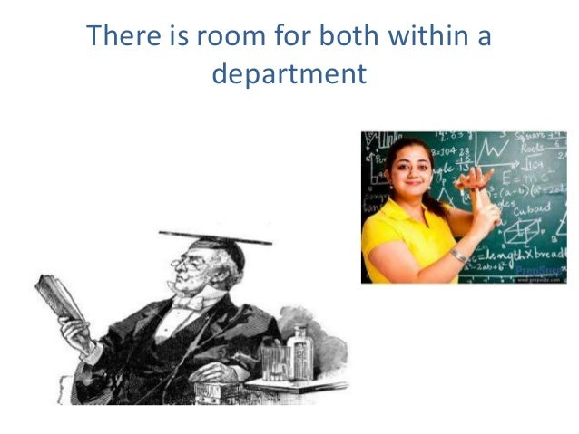 The problem • Scholarly teacher v. Scholar of teaching and learning • Need to have a critical mass of scholars of teaching...
