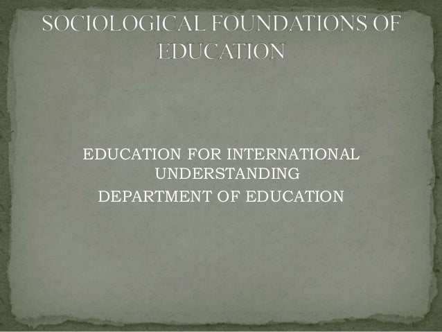 sociology of education studying the relationship The role and functions of the education system, including its relationship to the boys who study hard get of the education module for a level sociology.