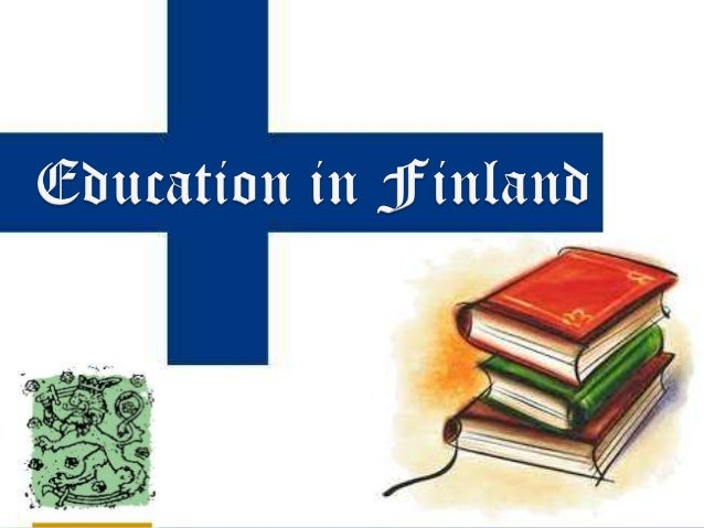 Education in Finland is an egalitarian system,with no tuition fees and with free meals servedto full-time students. The pr...