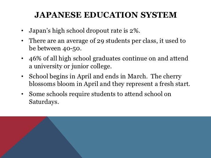 japanese elementary school