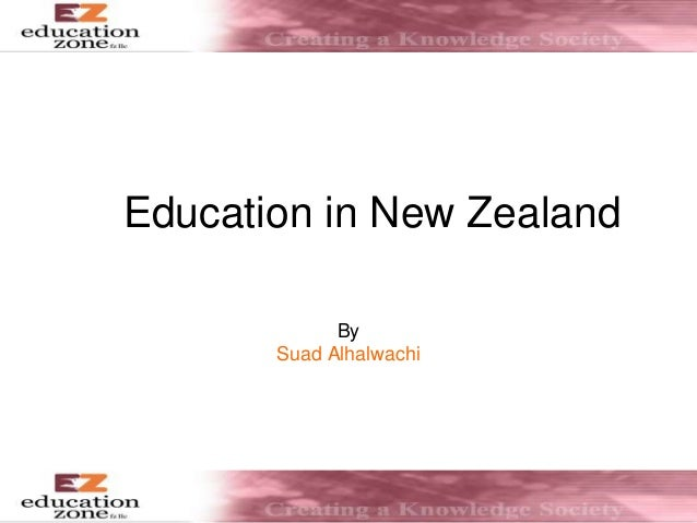 Collaborative Teaching New Zealand ~ Education in new zealand general