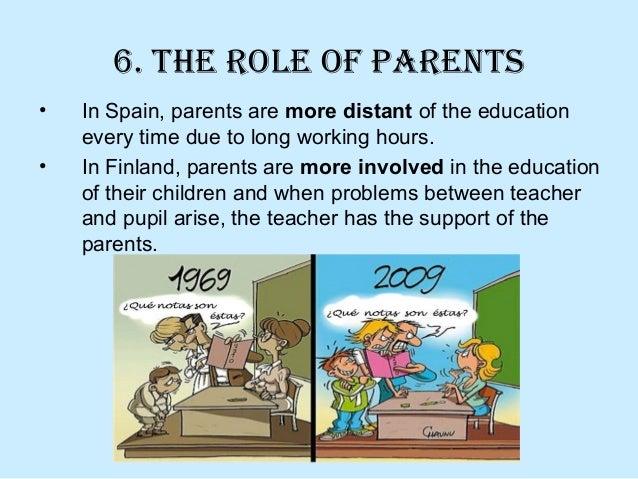 In Finland Spain
