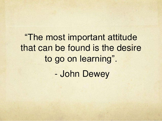 Image Result For Quotes On Learning Dewey