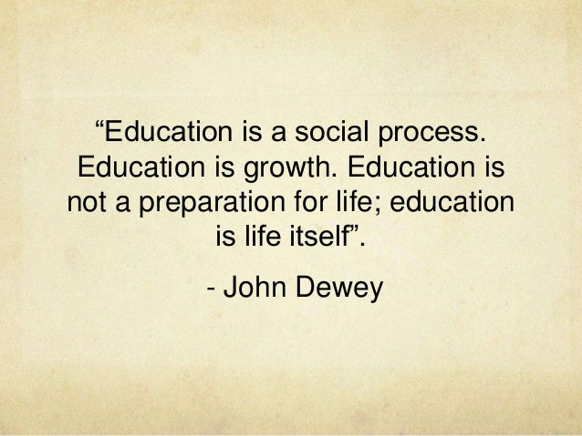 Education inspiration quotes john dewey 5 voltagebd Image collections