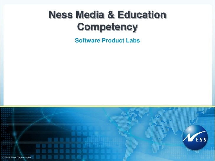 Ness Media & Education                                 Competency                                Software Product Labs    ...