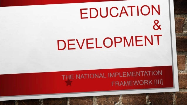 AIMS OF THE N.I.F. [III] • TO  GUIDE THE IMPLEMENTATION OF ZAMBIA'S SIXTH NATIONAL DEVELOPMENT PLAN (SNDP) FOR THE PERIOD ...