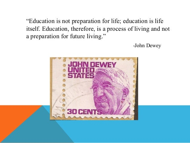 "john dewey and early childhood education essay John dewey, pragmatism, curriculum and child, experimental  theories  mentioned in his essays ""child and the curriculum"" and ""school and society"" it  is the."