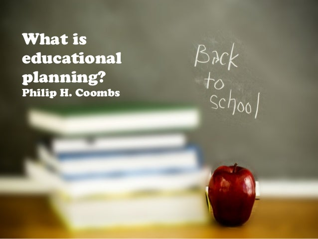 Education planning what is educational planning malvernweather Images