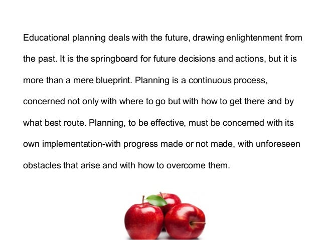 Education planning educational planning malvernweather Images