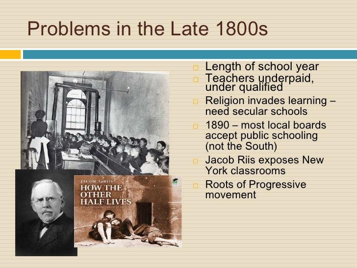 Education In The 1800's Essay Outline - image 3