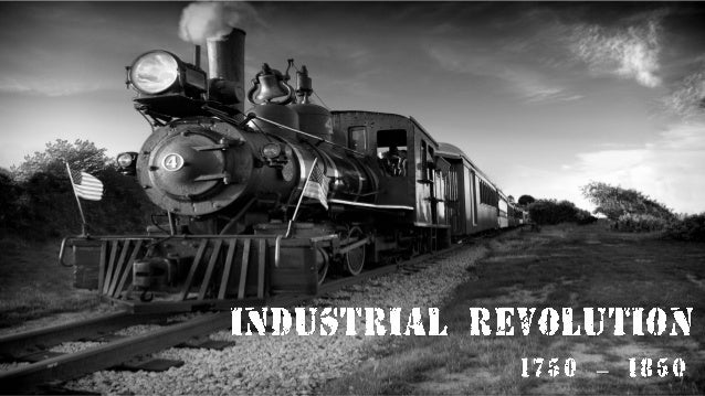 an introduction to the history and the reasons for industrial revolution Industrial revolution definition, (sometimes initial capital letters) the totality of the changes in economic and social organization that began about 1760 in england.