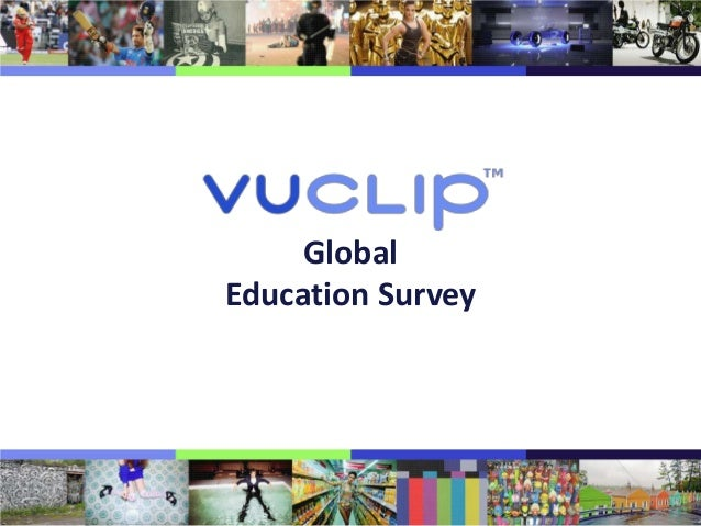 GlobalEducation Survey