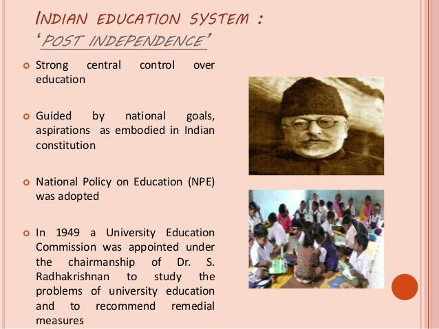 problems in indian education system