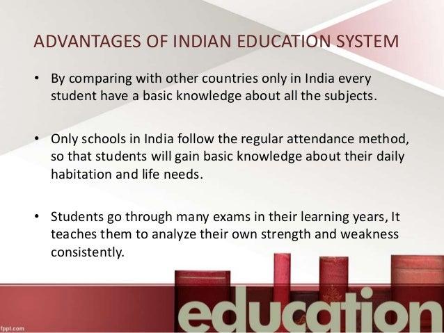 drawbacks of indian education system pdf