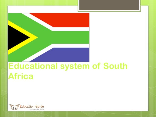 education system in south africa thesis Outh africa has a high-cost, low-performance education system that does not compare favourably with education systems in other african countries, or in challenges facing education in south africa about what a curriculum was as opposed to a syllabi rather than.
