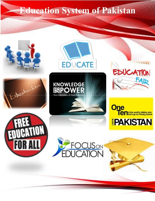 Education System of Pakistan