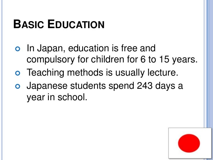 27 basic education