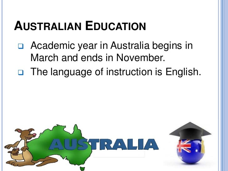 education systems australia and philippines A guide to the education system in the australia.