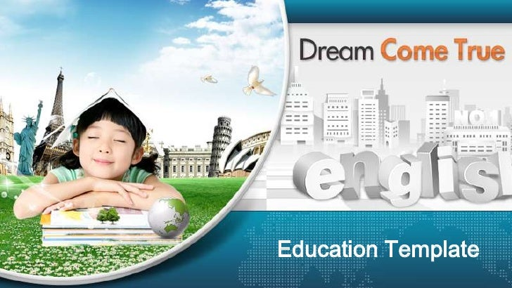 Education TemplateBeautifulppt.com
