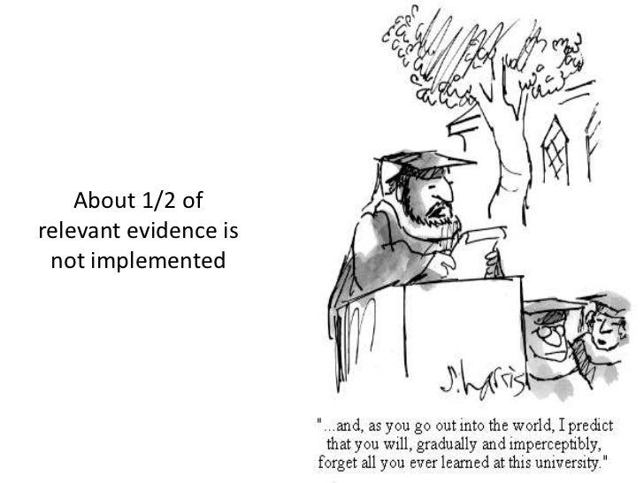 HINZ Education Workshop: Evidence Based Practice