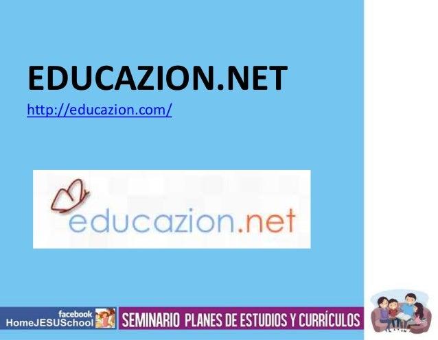 EDUCAZION.NET http://educazion.com/