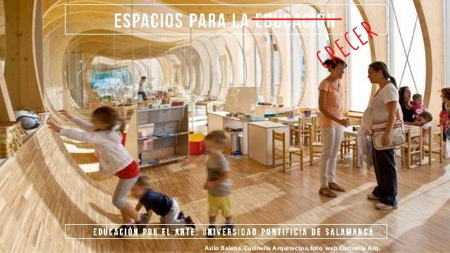 mariasortino @usal.es Espacio para la educación, Asilo Balena, Cucinella Arquitectos,foto web Cucinella Arq.