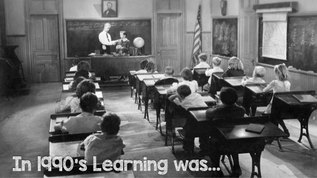 Old Fashioned Teaching Material