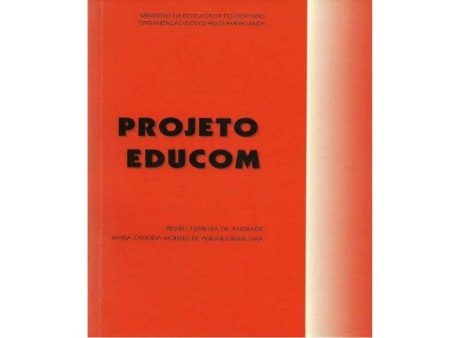 Educom (covers dos livros)