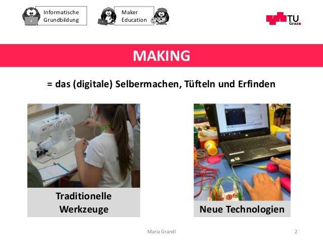 MAKER DAYS for kids - Rückblicke und Ausblicke Slide 2