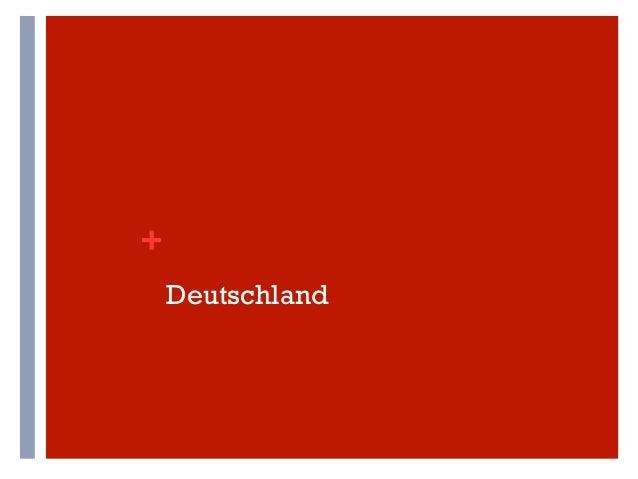 +    Deutschland