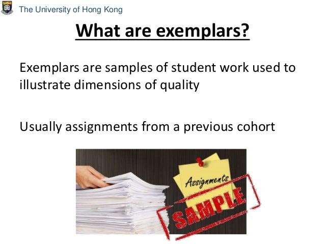 Performance Assessment & Common Core   Exemplars